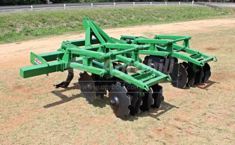 Cultivador 2 Linhas 16 Discos – Personalizado > Usado - Cultivadores - Personalizado - Agrobill - Tratores, Implementos Agrícolas, Pneus