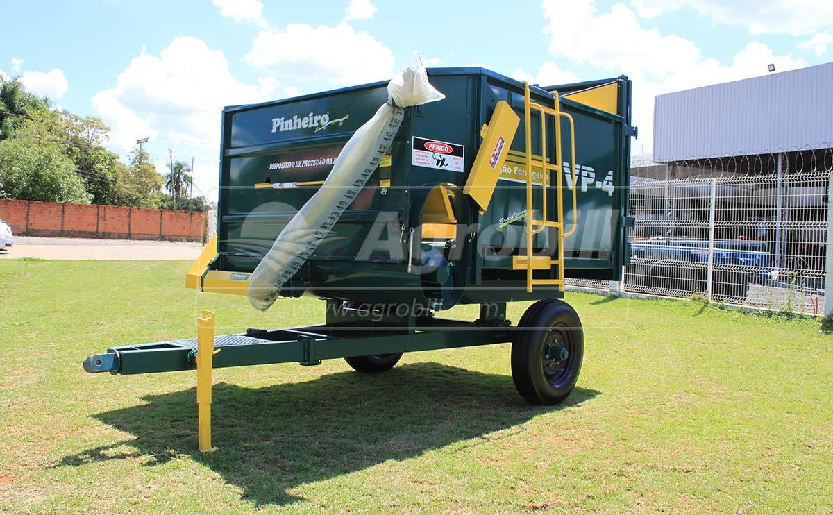 Vagão Forrageiro VP-4 – Pinheiro > Novo - Vagão Forrageiro - Pinheiro - Agrobill - Tratores, Implementos Agrícolas, Pneus