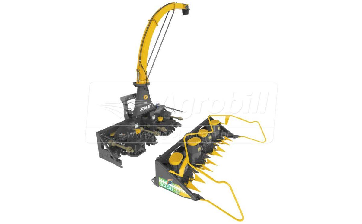 Colhedora De Forragens JF 3200 AT S2 / com Kit Processador de Grãos +PRO > Nova - Colhedora de Forragens / Forrageira - JF - Agrobill - Tratores, Implementos Agrícolas, Pneus