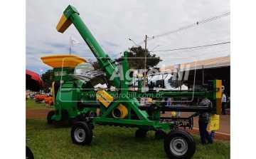 Extratora de Grãos para Silo Bolsa JF Grain Up 270 S2 > Nova - Extratora de Grãos - JF - Agrobill - Tratores, Implementos Agrícolas, Pneus