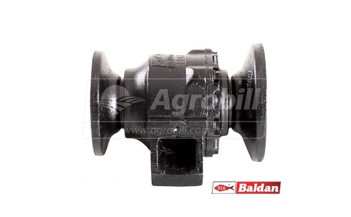 Mancal Axial para Grade Niveladora / Eixo 1.1/4 / Espaçamento 200 mm > Novo - Discos e Mancais - Baldan - Agrobill - Tratores, Implementos Agrícolas, Pneus