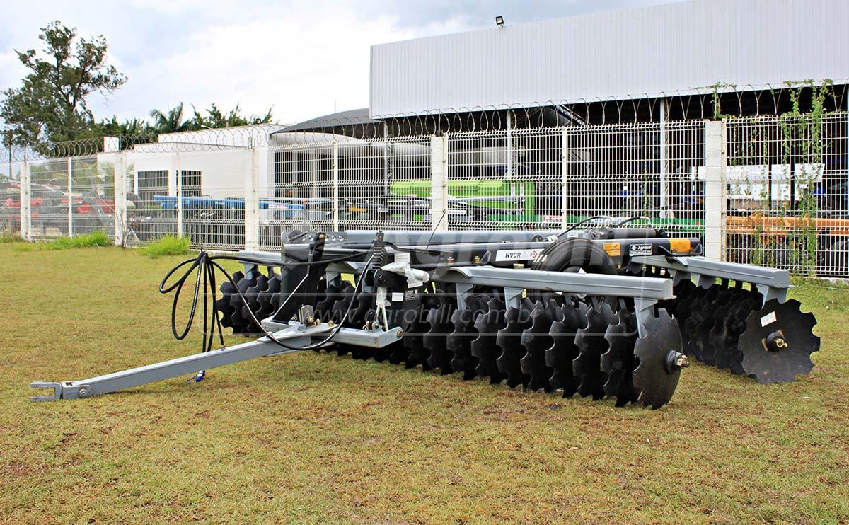 Grade Niveladora Controle Remoto NVCR 44 x 22″ x 175 mm – Baldan > Nova - Grades Niveladoras - Baldan - Agrobill - Tratores, Implementos Agrícolas, Pneus