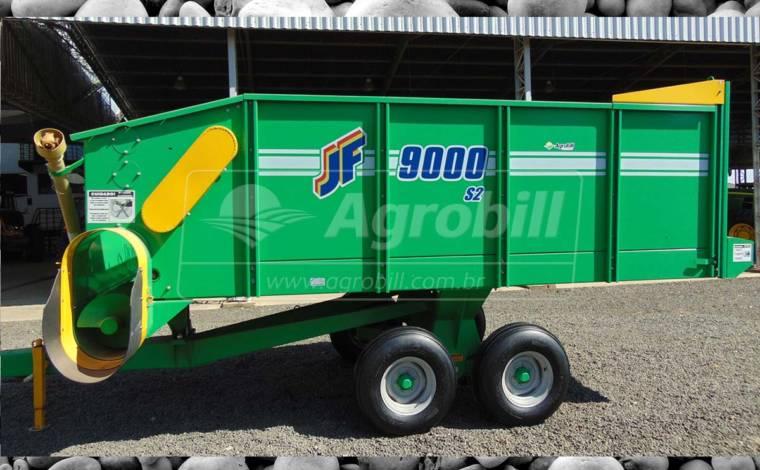 Vagão Forrageiro JF 9000 s2 / sem Dosador – JF > Novo - Vagão Forrageiro - JF - Agrobill - Tratores, Implementos Agrícolas, Pneus