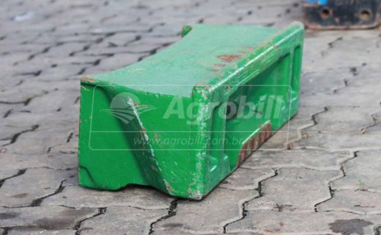 Suporte para Pesos Dianteiros – John Deere > Usado - Peças para Tratores - John Deere - Agrobill - Tratores, Implementos Agrícolas, Pneus