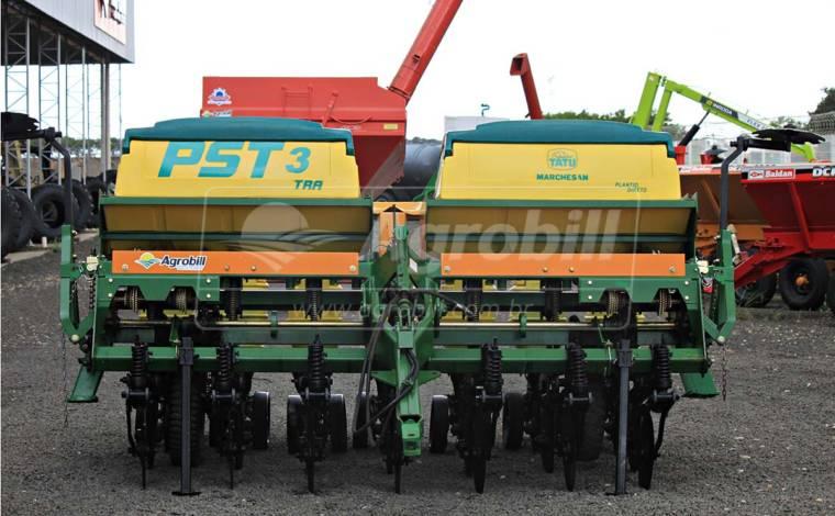 Plantadeira PST³ 7 Linhas – Tatu > Usada - Plantadeiras - Tatu Marchesan - Agrobill - Tratores, Implementos Agrícolas, Pneus