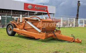 Scraper / Raspadeira 3.7 M³ – Madal > Usada - Scraper - Madal - Agrobill - Tratores, Implementos Agrícolas, Pneus