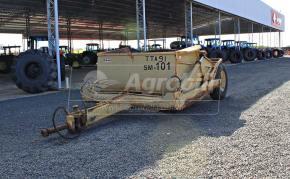 Scraper / Raspadeira  5.1 M³ – Madal > Usada - Scraper - Madal - Agrobill - Tratores, Implementos Agrícolas, Pneus