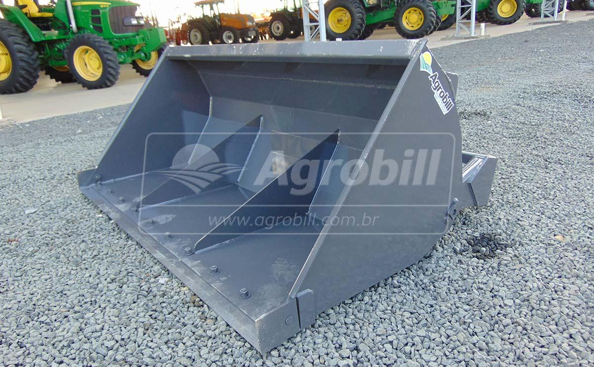 Pá Hidráulica / Concha Hidráulica PH-1700 para PD / BT – Baldan > Nova - Acessórios para Plainas Dianteiras - Baldan - Agrobill - Tratores, Implementos Agrícolas, Pneus