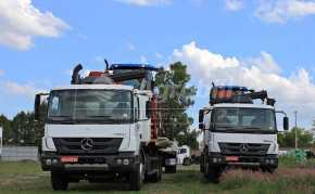 Caminhão Roll On Roll Off – Ano 2017> Locação - Locação - Mercedes-Benz - Agrobill - Tratores, Implementos Agrícolas, Pneus