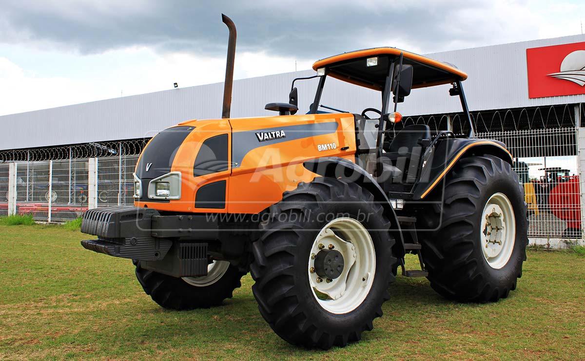 Trator Valtra BM 110 4×4 ano 2014 c/ 1935 horas - Tratores - Valtra - Agrobill - Tratores, Implementos Agrícolas, Pneus