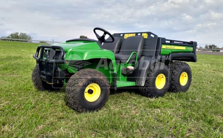 John Deere GATOR traçado 6×4 ano 2012 – Diesel - Tratores - John Deere - Agrobill - Tratores, Implementos Agrícolas, Pneus