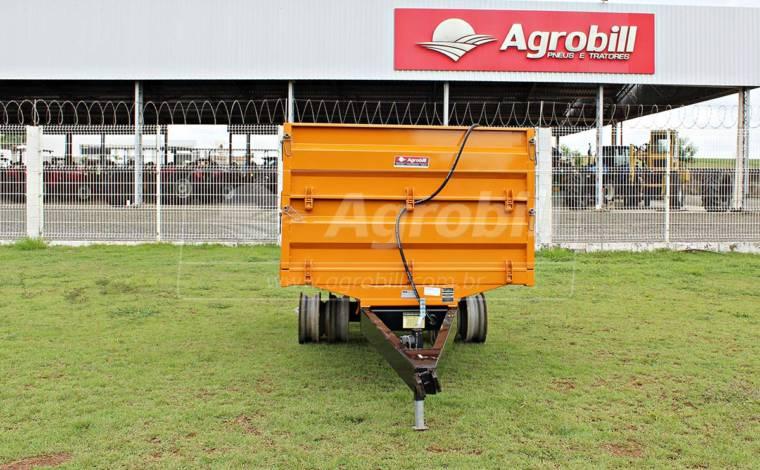 Carreta Agrícola Metálica Basculante 4.000 kg / sem Pneus – São José > Nova - Carreta Agrícola Metálica - São José - Agrobill - Tratores, Implementos Agrícolas, Pneus