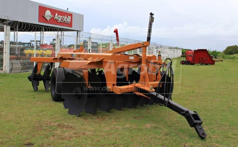 Grade Aradora Pesada Controle Remoto GAPCR 16 x 32″ / Discos novos – Tatu > Usada - Grades Aradoras - Tatu Marchesan - Agrobill - Tratores, Implementos Agrícolas, Pneus