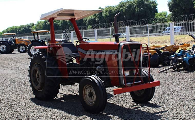 Trator Massey 265 4×2 ano 1987- Direção Hidráulica - Tratores - Massey Ferguson - Agrobill - Tratores, Implementos Agrícolas, Pneus