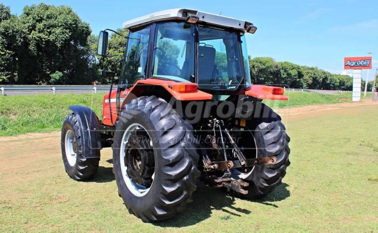 Trator Massey 5310 4×4 ano 2003 Cabinado Original com Ar condicionado. - Tratores - Massey Ferguson - Agrobill - Tratores, Implementos Agrícolas, Pneus