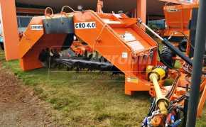 Compostador de Resíduos Orgânicos CRO 4.0 – Civemasa > Novo - Compostador - Civemasa - Agrobill - Tratores, Implementos Agrícolas, Pneus