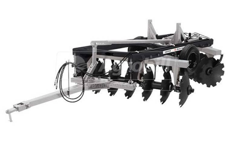 Grade Aradora Super Pesada GSPCR 22 x 36″ x 430 mm – Baldan > Nova - Grades Aradoras - Baldan - Agrobill - Tratores, Implementos Agrícolas, Pneus