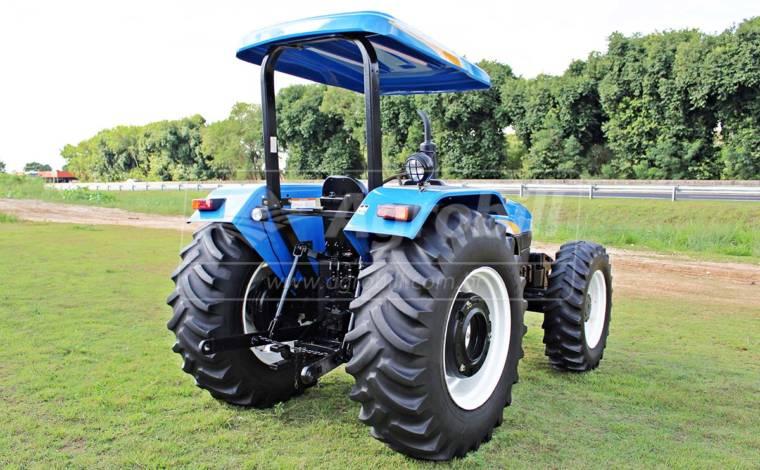 Trator New Holland TT 4030 4×4 ano 2011 com 3909 horas - Tratores - New Holland - Agrobill - Tratores, Implementos Agrícolas, Pneus