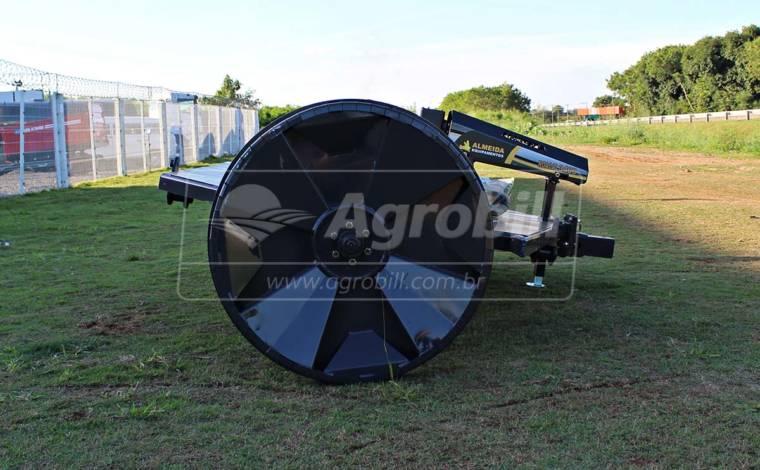Roçadeira de arrasto ROACAL 3400 – Almeida > Novo - Roçadeira - Almeida - Agrobill - Tratores, Implementos Agrícolas, Pneus