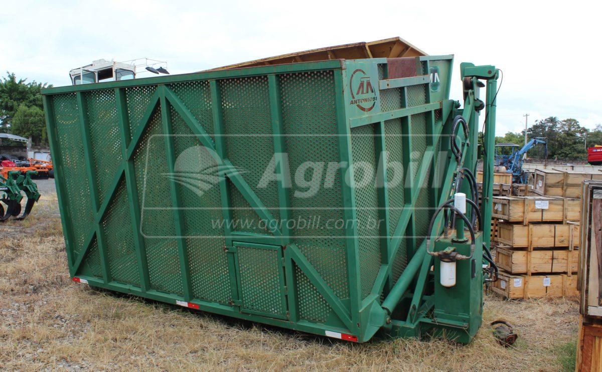 Transbordo ATA 8.000 SC Ano 2013 – Antoniosi > Usado - Carreta Transbordo para Cana/Silagem - Personalizado - Agrobill - Tratores, Implementos Agrícolas, Pneus