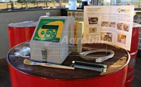 Medidor Portátil de Umidade de Grãos – Agrologic - GPS Agrícola e Equipamentos - Agrologic - Agrobill - Tratores, Implementos Agrícolas, Pneus