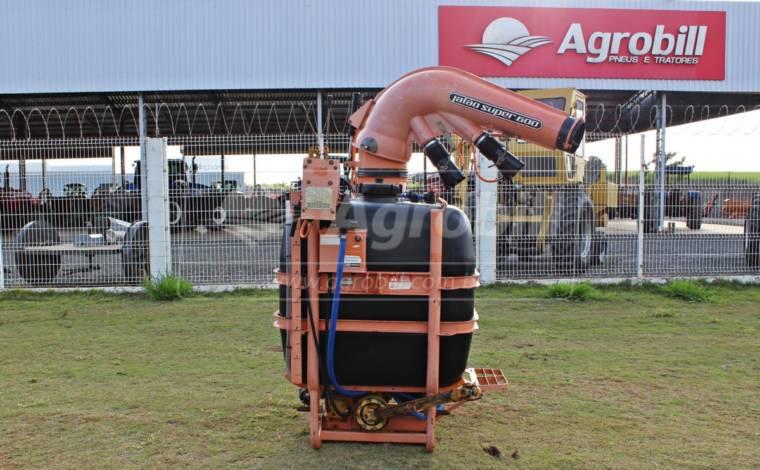 Pulverizador Canhão 600 Litros / Jatão – Jacto > Usado - Pulverizadores - Jacto - Agrobill - Tratores, Implementos Agrícolas, Pneus