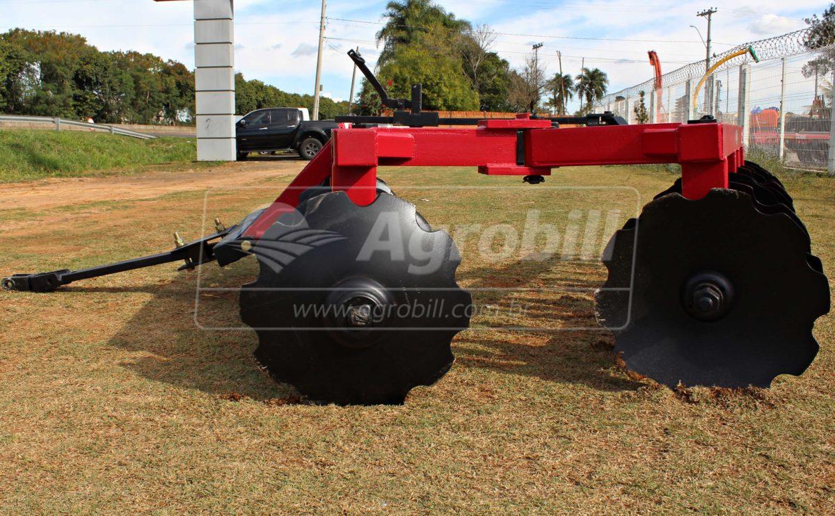 Grade Aradora 20 discos Mecânica – Tatu > Usada - Grades Aradoras - Tatu Marchesan - Agrobill - Tratores, Implementos Agrícolas, Pneus