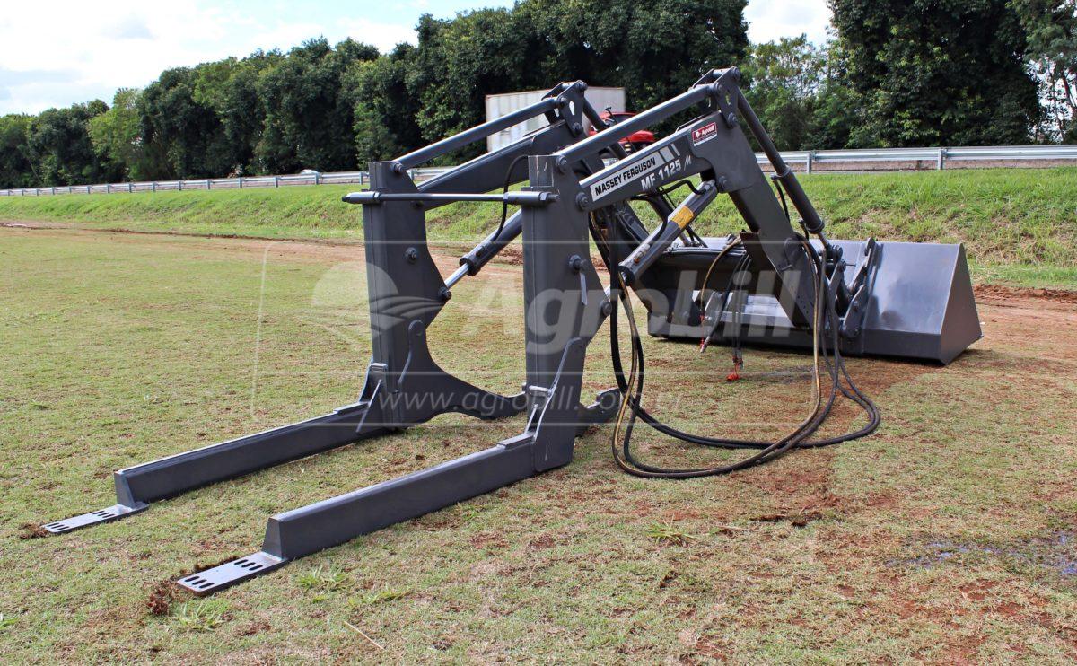 Conjunto de Concha MF 1125 P/ Trator MF 4292  – Massey Ferguson > Usado - Conjunto para Massey Ferguson - Massey Ferguson - Agrobill - Tratores, Implementos Agrícolas, Pneus