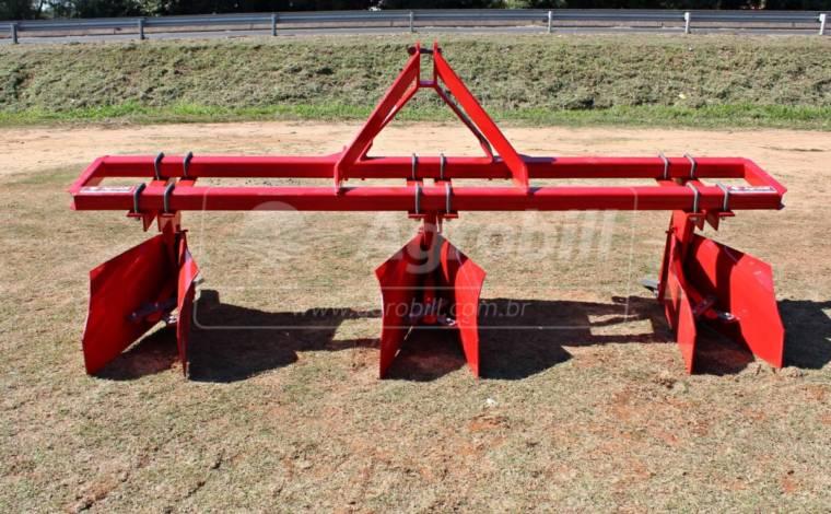 Sulcador 3 Linhas – JZ > Novo - Sulcador - JZ - Agrobill - Tratores, Implementos Agrícolas, Pneus