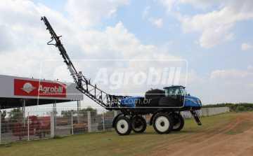 Pulverizador New Holland SP 2500 4×4 ano 2014 c/ 1690 horas c/ Gps, Piloto e com 27 metros de barras - Tratores - New Holland - Agrobill - Tratores, Implementos Agrícolas, Pneus