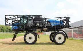 Pulverizador New Holland SP 2500 4×4 ano 2014 c/ 1690 horas c/ Gps e Piloto Automatico ( Revisado ) - Tratores - New Holland - Agrobill - Tratores, Implementos Agrícolas, Pneus