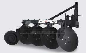 Arado Fixo 4 Discos 28″ / com Limpador Oscilante / Sem roda de Profundidade – Baldan > Novo - Arado de Discos e Aivecas - Baldan - Agrobill - Tratores, Implementos Agrícolas, Pneus
