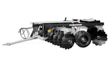 Grade Aradora Pesada Ctrl. Remoto GTCR 16 x 32″ x 9 / Mancal a óleo / Pneus Duplos   – Baldan > Nova - Grades Aradoras - Baldan - Agrobill - Tratores, Implementos Agrícolas, Pneus