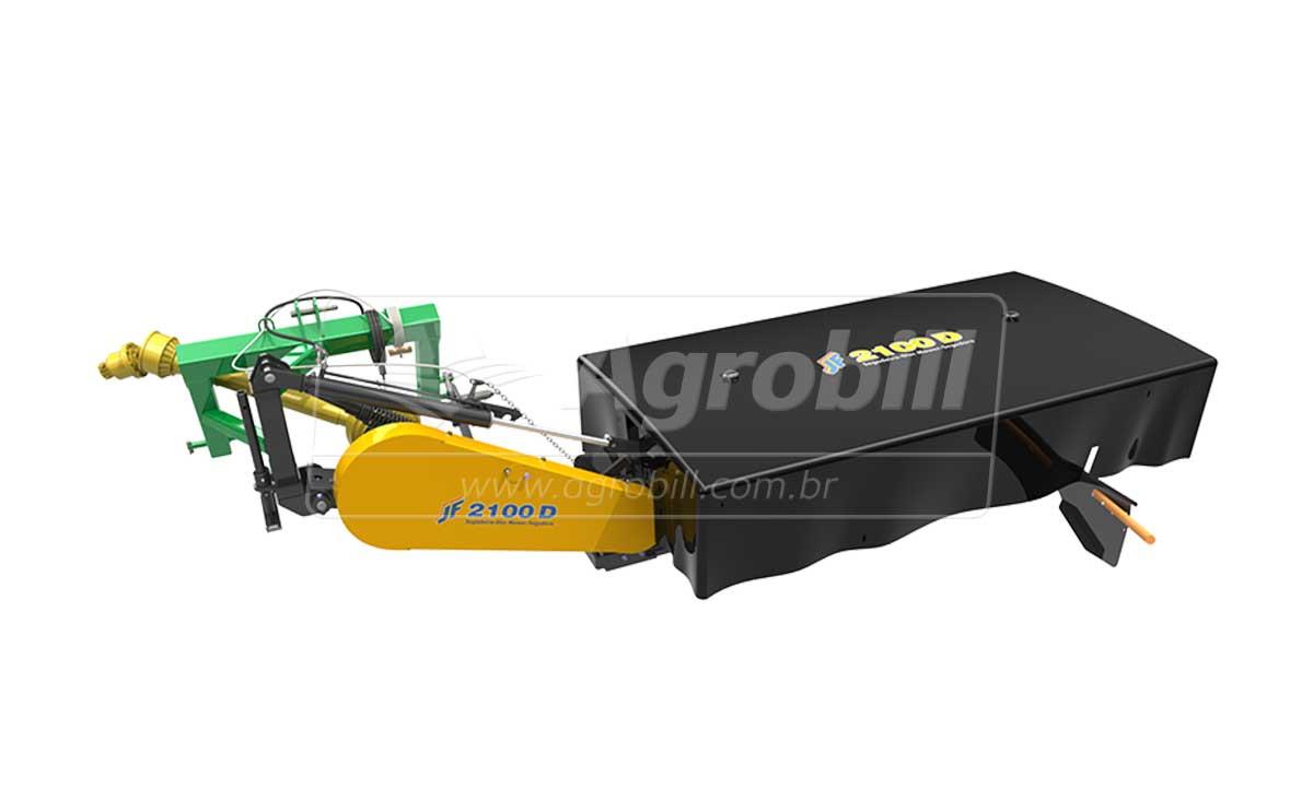 Segadeira de Disco JF 2100 D – JF > Nova - Segadeira Feno - JF - Agrobill - Tratores, Implementos Agrícolas, Pneus