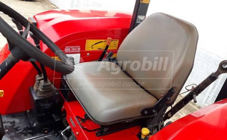 Trator Massey 4275 4×4 ano 2015 com Redutor de Velocidade (Creeper) - Tratores - Massey Ferguson - Agrobill - Tratores, Implementos Agrícolas, Pneus