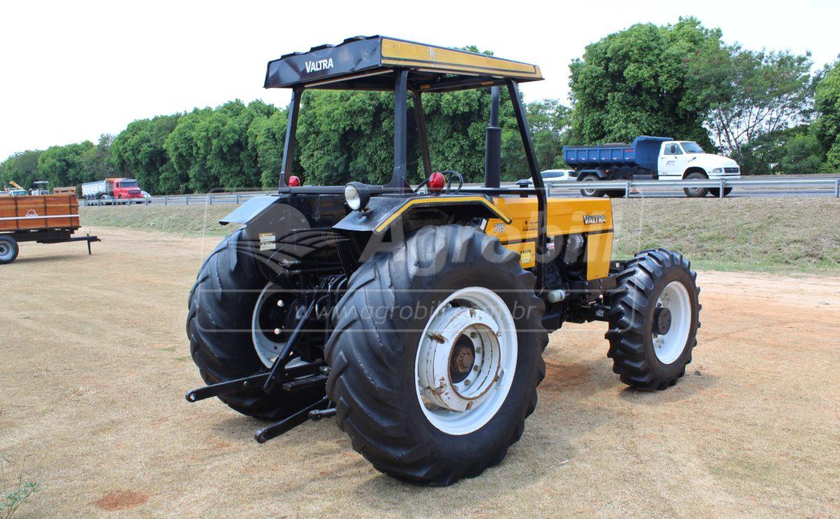 Trator Valtra 785 4×4 ano 2009 com Redutor de velocidade - Tratores - Valtra - Agrobill - Tratores, Implementos Agrícolas, Pneus