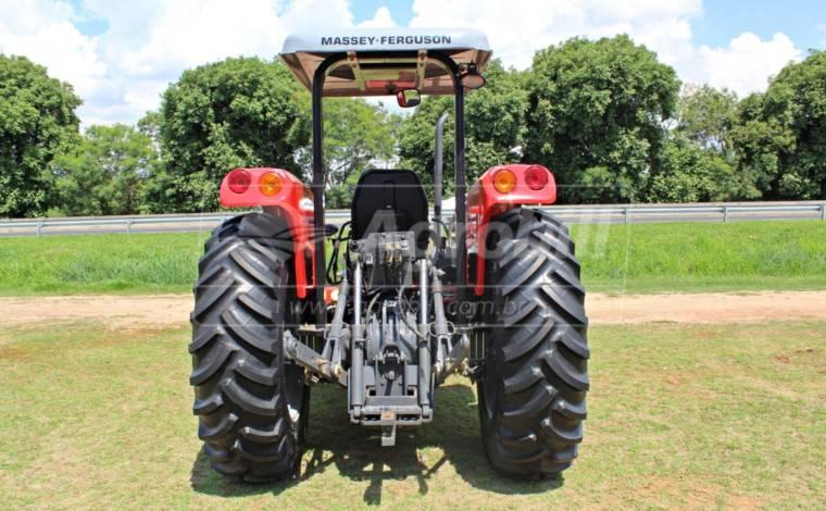 Trator Massey 4292 4×4 ano 2011 com 4 pneus novos - Tratores - Massey Ferguson - Agrobill - Tratores, Implementos Agrícolas, Pneus
