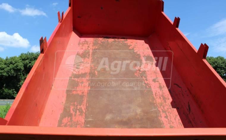 Carreta Agrícola Metálica CFG 15.000 Kg Basculante / com Pneus – Ipacol > Usada - Carreta Agrícola Metálica - Ipacol - Agrobill - Tratores, Implementos Agrícolas, Pneus