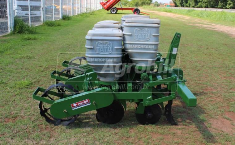 Plantadeira STP² 3 Linhas – Tatu > Usada - Plantadeiras - Tatu Marchesan - Agrobill - Tratores, Implementos Agrícolas, Pneus
