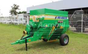 Vagão Misturador JF Mix 4000 PA / com Balança / sem Desensilador > Novo - Vagão Misturador - JF - Agrobill - Tratores, Implementos Agrícolas, Pneus