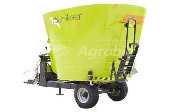 Vagão Misturador Storti Dunker 8 m³ / com Balança – JF > Novo - Vagão Misturador - JF - Agrobill - Tratores, Implementos Agrícolas, Pneus