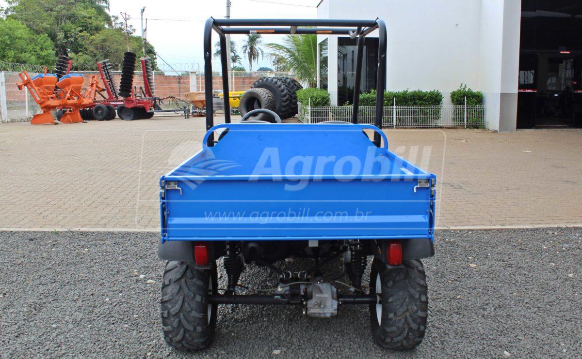 Veiculo Utilitário Rustler 120 New Holland 4×4 ano 2013 com 1005 horas - Caminhões - Case - Agrobill - Tratores, Implementos Agrícolas, Pneus