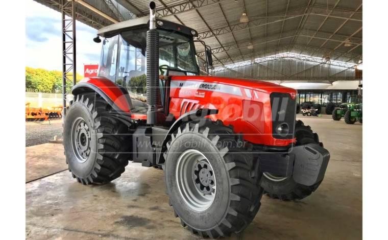 Trator Massey 7140 4×4 ano 2012 - Tratores - Massey Ferguson - Agrobill - Tratores, Implementos Agrícolas, Pneus