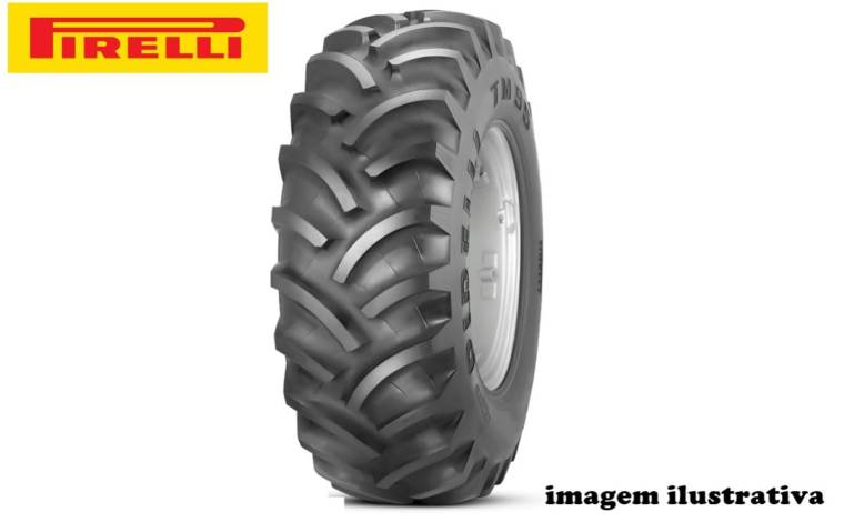 Pneu 20.8×38 / 10 Lonas – Pirelli – TM 95 > Novo * Preço Para Retirada Em Loja * - 20.8x38 - Pirelli - Agrobill - Tratores, Implementos Agrícolas, Pneus