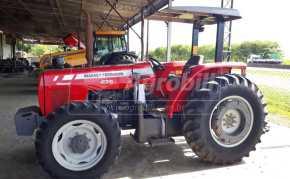 Trator Massey 275 4×4 Advanced ano 2009 com 4645 horas - Tratores - Massey Ferguson - Agrobill - Tratores, Implementos Agrícolas, Pneus