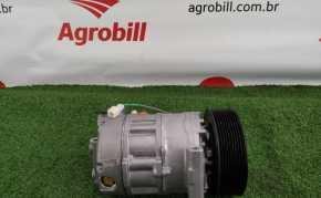 Compressor do Ar condicionado do Caminhão MB Axor 3340 (Novo) - Peças - Novo - Agrobill - Tratores, Implementos Agrícolas, Pneus