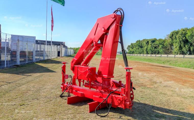 Munck para Caminhão F-7,5/2H – Facchini > Usado - Caminhões - Facchini - Agrobill - Tratores, Implementos Agrícolas, Pneus