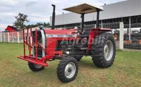 Trator Massey 275 4×2 ano 1990 cambio de 3 alavancas !!! - Tratores - Massey Ferguson - Agrobill - Tratores, Implementos Agrícolas, Pneus