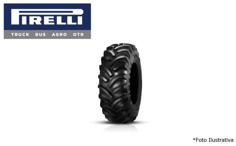 Pneu 250/80×18 / 12 Lonas – Pirelli > Novo - 250/80x18 - Pirelli - Agrobill - Tratores, Implementos Agrícolas, Pneus