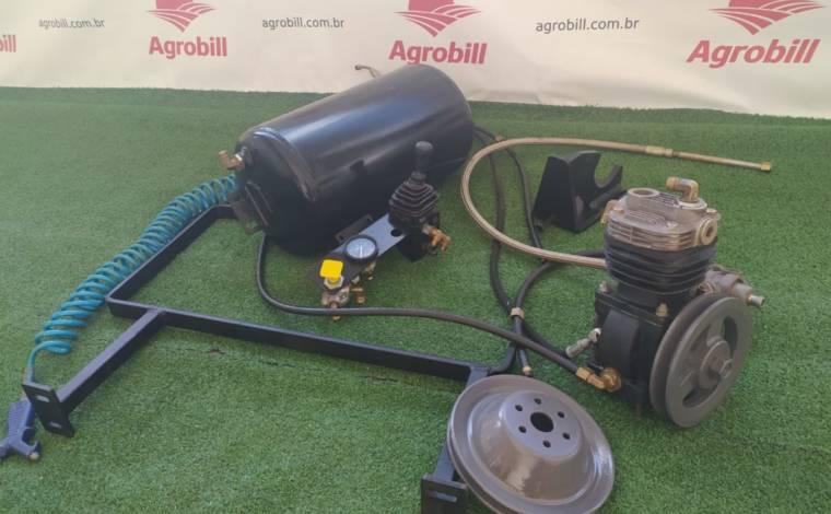 Kit de Compressor de Ar P/ Tratores da Linha Valtra BH145 a BH205 (Geração 2) - Peças - Usado - Agrobill - Tratores, Implementos Agrícolas, Pneus